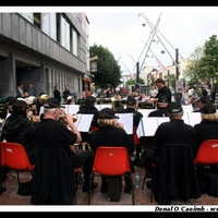 Leichardt Brass Band in Cork