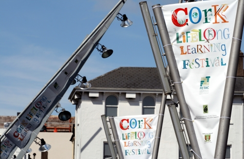 Lifelong Learning Festival in Cork