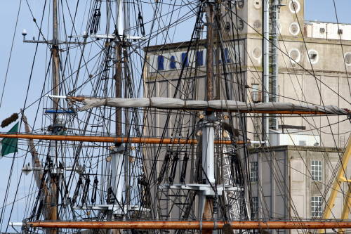 Through the Masts