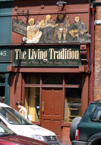 The Living Tradition is no more