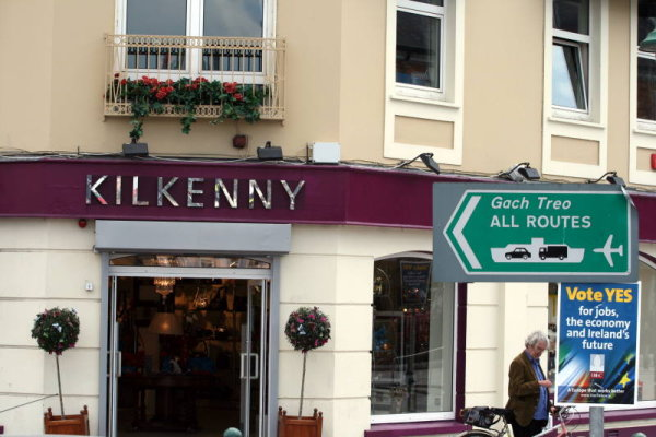All Routes Lead to Kilkenny