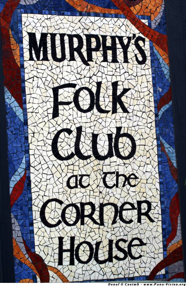 Murphy's Folk Club at the Corner House