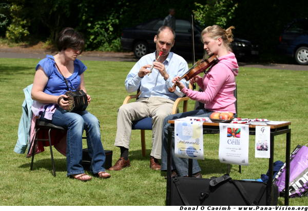 Ceol at the Picnic